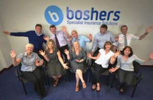 Boshers Ltd Holiday Home Insurance Team