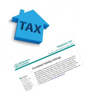 Furnished Holiday Letting Tax Rules