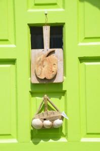 Holiday Home Front Door