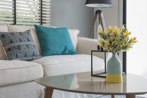 Modern Living Room Holida Home Contents Insurance