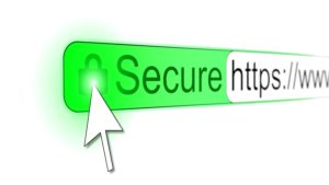 secure holiday cottage website