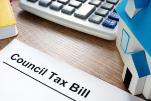 Council Tax Bill second home