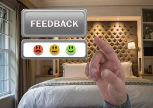 Negative feedback and guest complaints