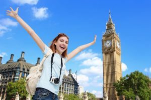UK visitor numbers show increasing trend