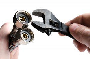 flexible braided hoses