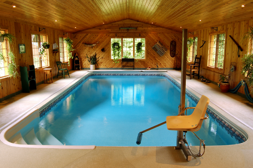 Holiday home swimming pool is yours ready for the summer - Swimming pool industry statistics ...