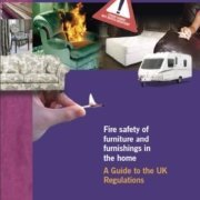 Fire safety of furniture and furnishings in holiday homes