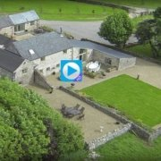 Drone Photography for Holiday Homes - Uppermoor Farm Cottages