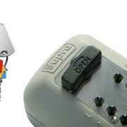 Key Safes - holiday home secure