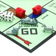 Raing Day holiday Letting Monopoly
