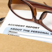accident report guest injured holiday home