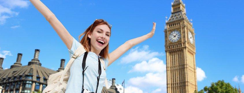 UK visitor numbers show increasing trend