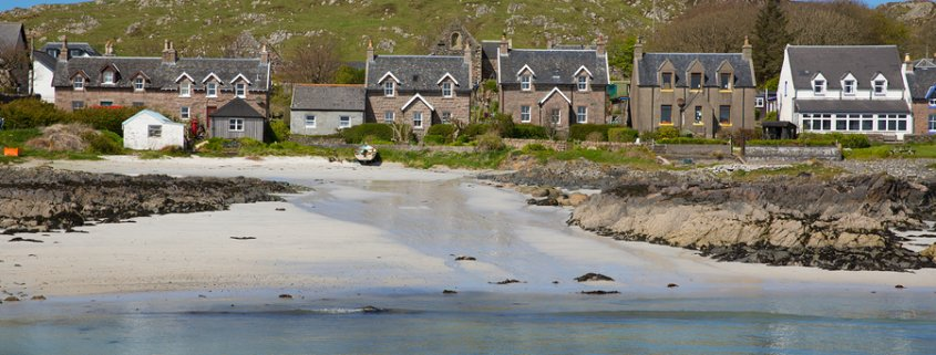 self-catering holiday cottages scotland