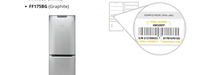 hotpoint fridge Holiday Home