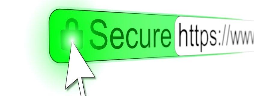 secure holiday cottage website
