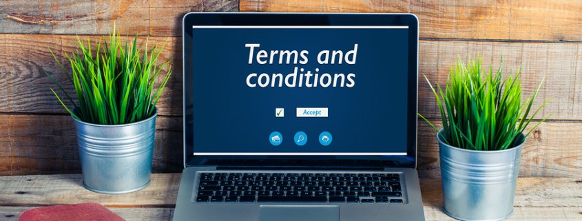 holiday letting terms and conditions