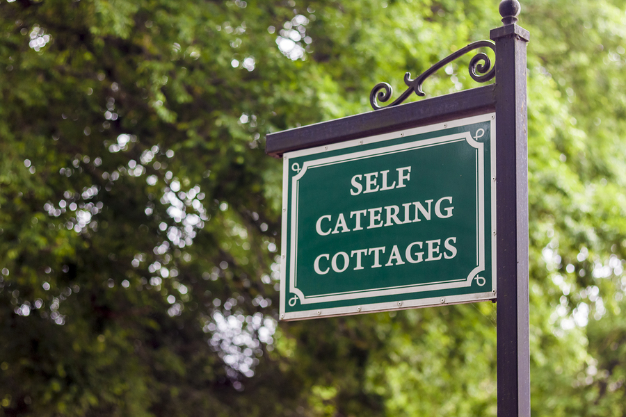 business rates for holiday cottage complexes